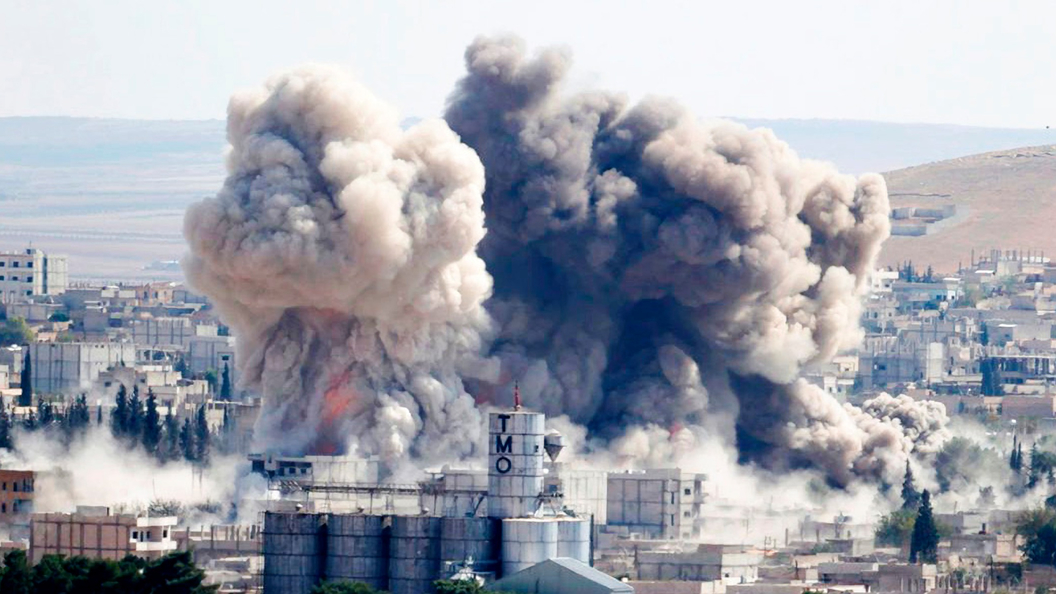 ВДейр-эз-Зоре произошел взрыв, 20 человек погибли