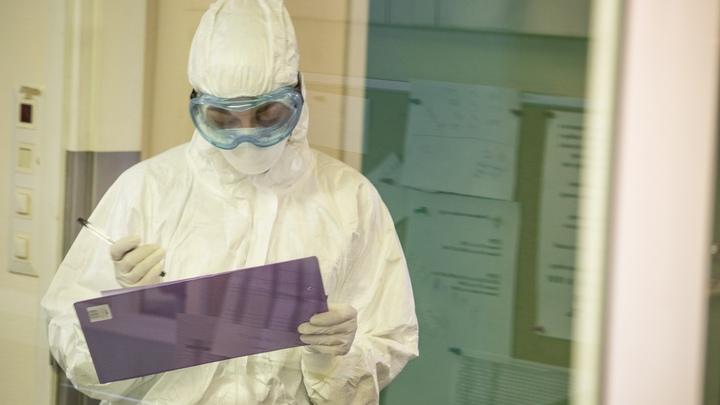 За сутки в Зауралье заболело коронавирусом 82 человека