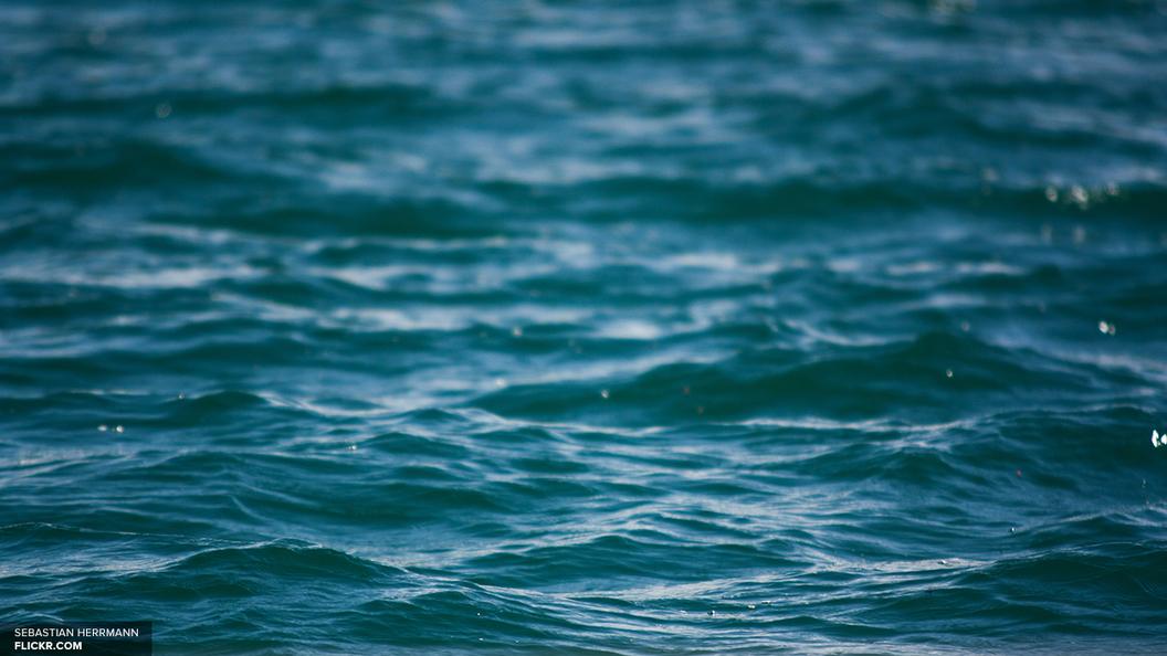 Потерпевший катастрофу корабль ЧФ Лиман затонул в Черном море