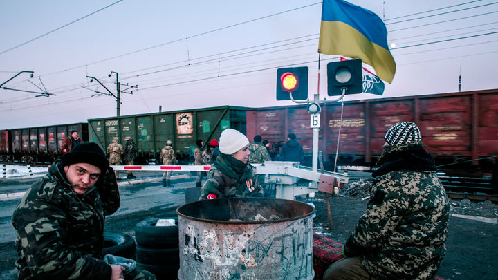 Ржавый тупик Евразии: Что ждёт Украину без российских поездов