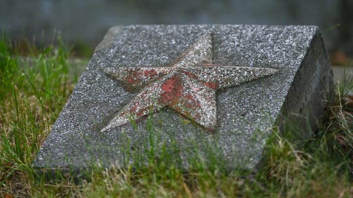 Польша сносит памятник благодарности Красной армии