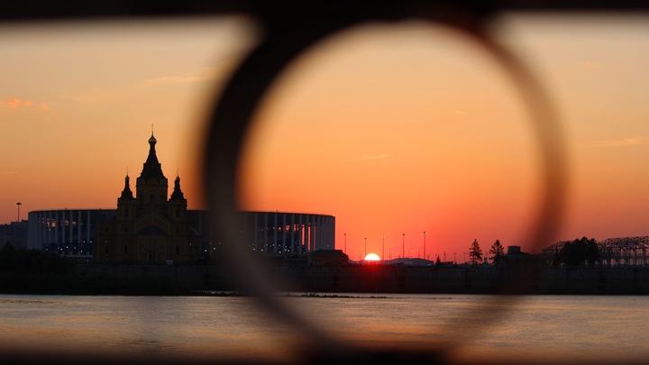 День России в Нижнем Новгороде 12 июня 2021: праздничный концерт, программа мероприятий