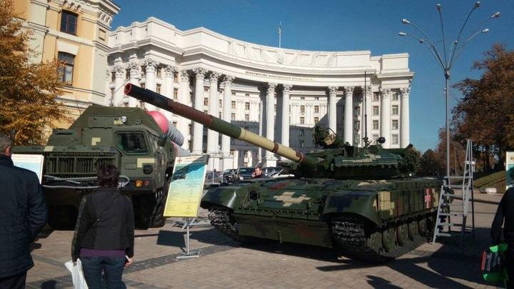 Рада разрешила иностранные военные манёвры на Украине: Готовят новый Карабах?