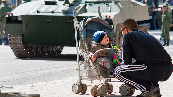 Кто травит русских в Донбассе? Украинец с российским паспортом проговорился