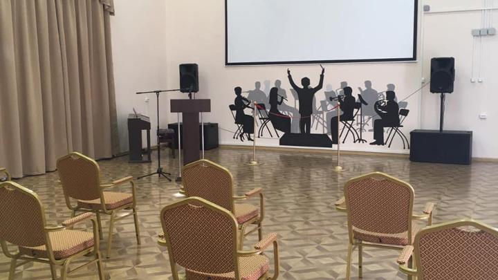 Ещё один виртуальный концертный зал открыли в Нижегородской области