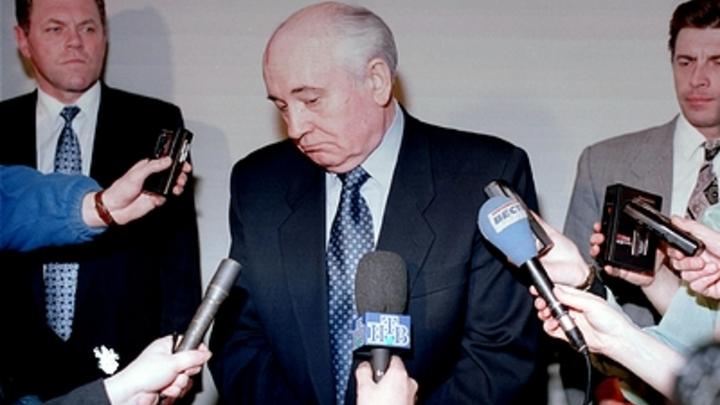 Горбачёв разразился советом президенту США по Путину. Гаспарян не стерпел: Стошнит всех