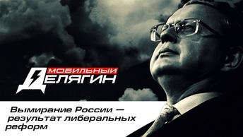 Вымирание России – результат либеральных реформ