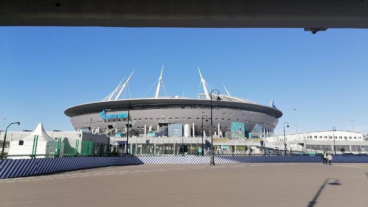 Более 132,7 тысяч человек посетили матчи Евро-2020 в Петербурге