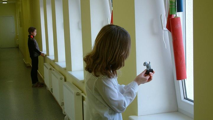 В Петербурге школьница через окно сбежала из соццентра