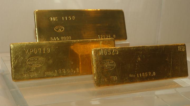 Золотая лихорадка в России: Доверие к деньгам потеряно, рынок изменился - эксперт