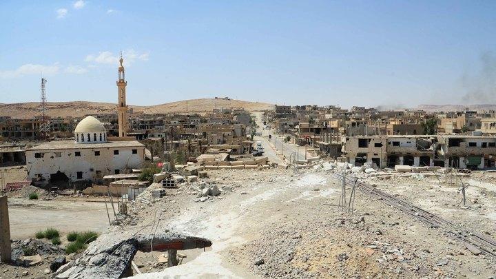 Дамаск призвал страны коалиции США выйти из плавильного котла провокаций