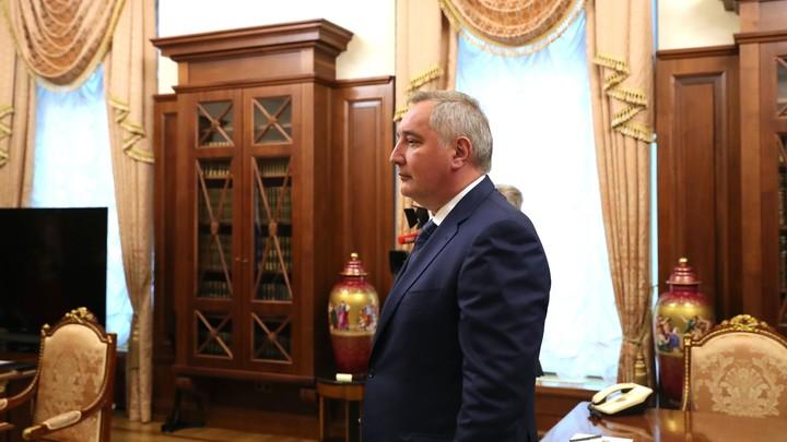 Рогозину посулили абонемент в батутный центр: Роскосмос выступил со встречным предложением