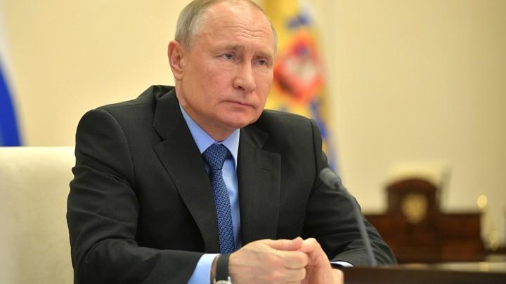 Вы знали, что будет пандемия: Гергиев признался Путину в том, что никому не говорил