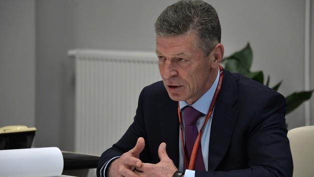 Дмитрий Козак: Кабмин не допустит роста цен на топливо до 100 рублей