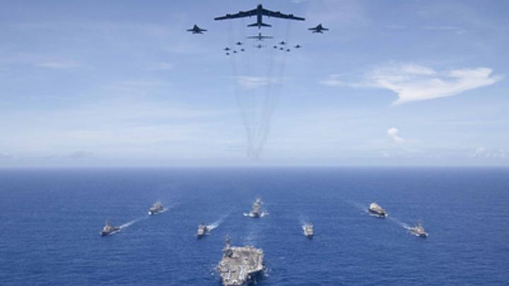 Россия бросила ударную группировку кораблей против НАТО: На Украине жаждут провокации в Чёрном море?
