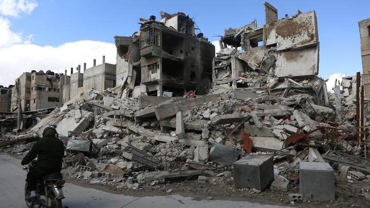 Соцсети: Российский контрактник в Сирии спас товарищей ценой своей жизни