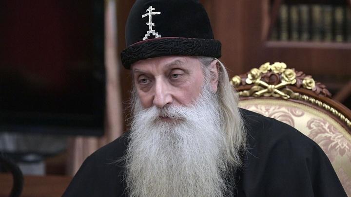 Старообрядческий митрополит Московский и всея Руси Корнилий высказался о важности Бога в Конституции