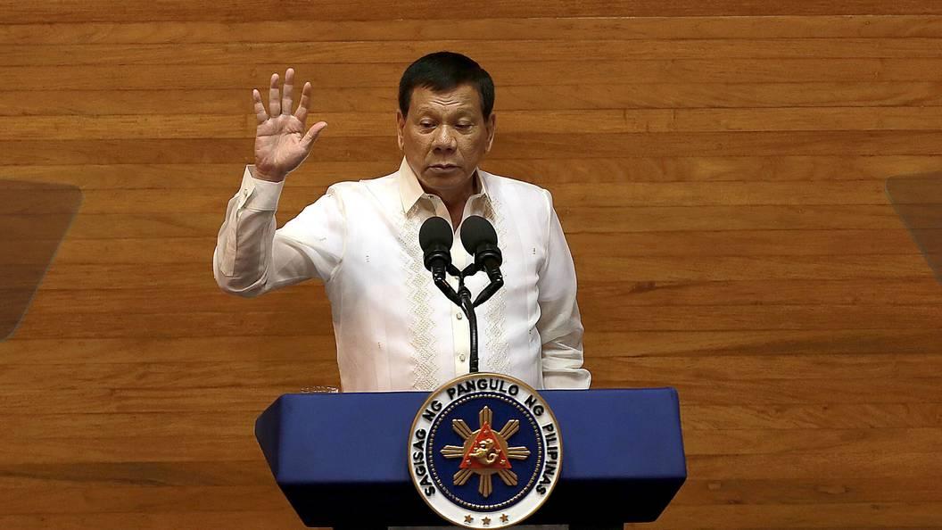 Президент Филиппин Дутерте намерен до смерти замучить горняков налогами