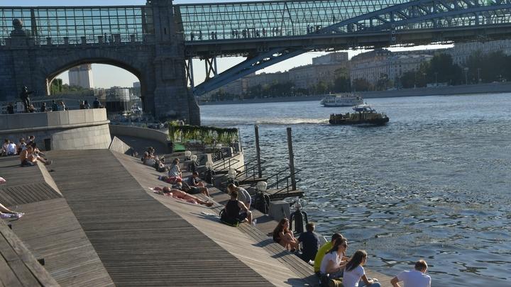 Сентябрьская жара в Москве побила температурный рекорд почти столетней давности
