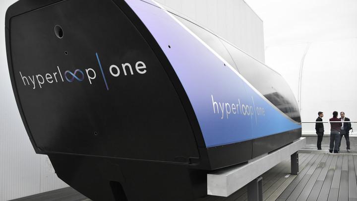 Через пять лет точно: Киев пообещал украинцам собственный вакуумный поезд Hyperloop