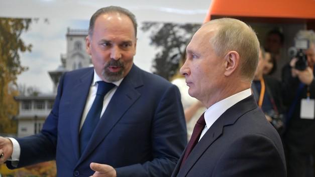 Бывший глава Минстроя согласился на предложение поработать в Счетной палате