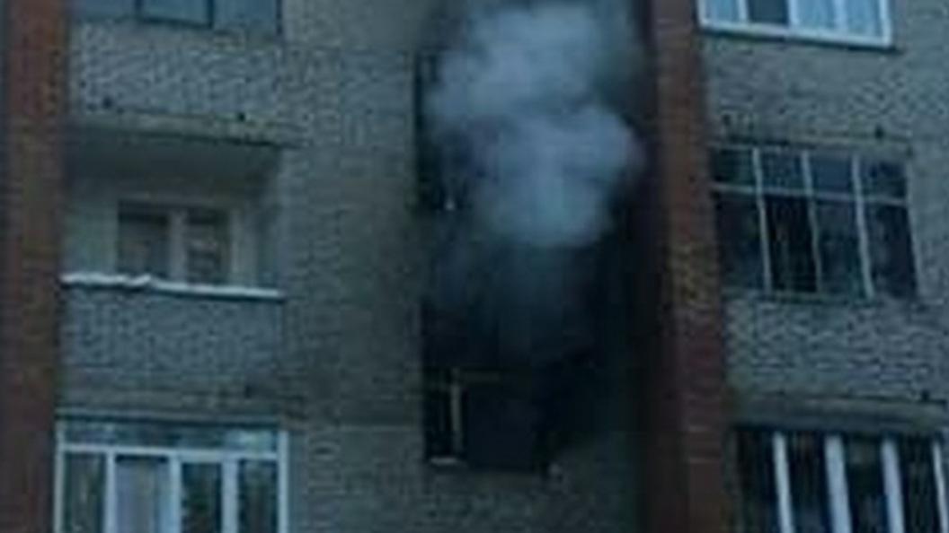 Пожар наКуйбышева ликвидирован