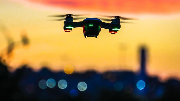 13-минутный полет дронов в Китае затмил олимпийский рекорд