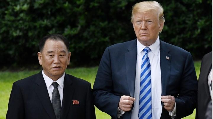 Саммит в Сингапуре: Трамп играет по нотам Кима