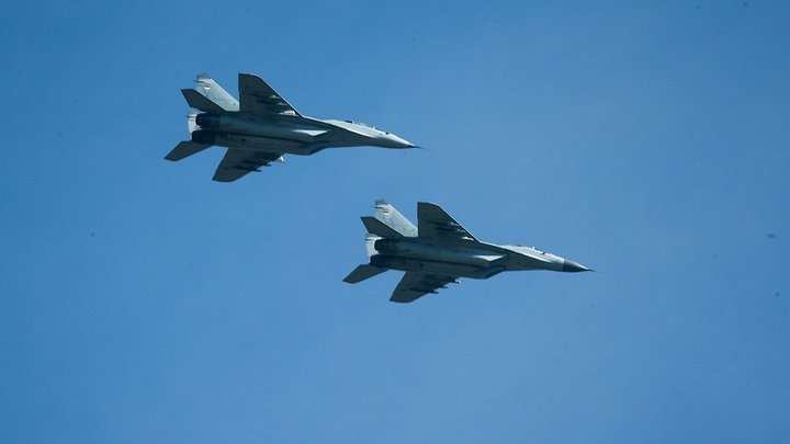 Бывший главком ВКС России о русских МиГ-29 в Ливии: Они теперь воюют по всему миру