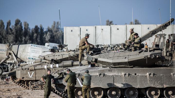 Израиль оправдал новую стрельбу на границе с Сирией защитой суверенитета