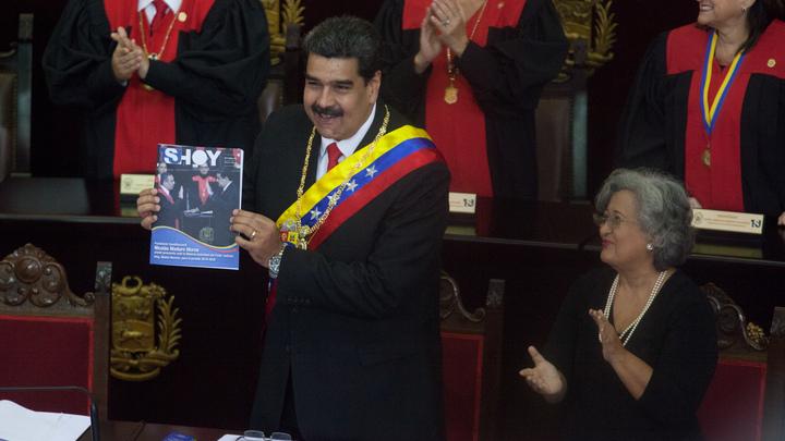 Вагнер, русские казаки? Посол России в Каракасе назвал очередной уткой вброс о личной гвардии Мадуро