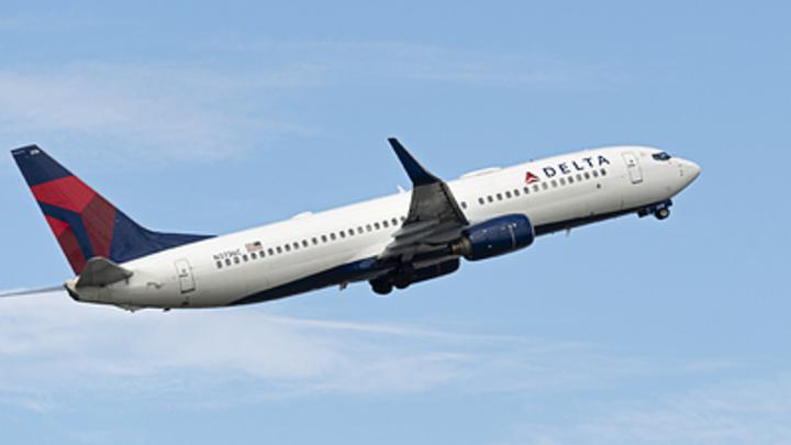 Самолёт Delta Air Lines сбросил топливо на 4 начальные школы: Пострадали более 40 человек. Половина - дети