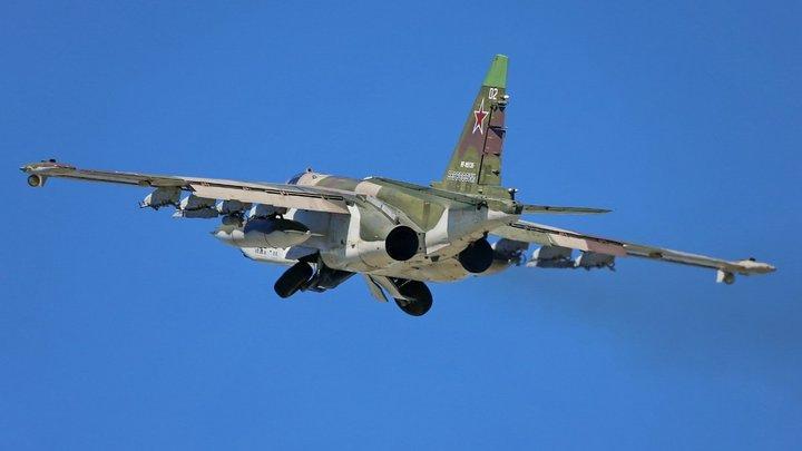 Су-27 в одиночку вышел навстречу двум воздушным разведчикам НАТО над Чёрным морем