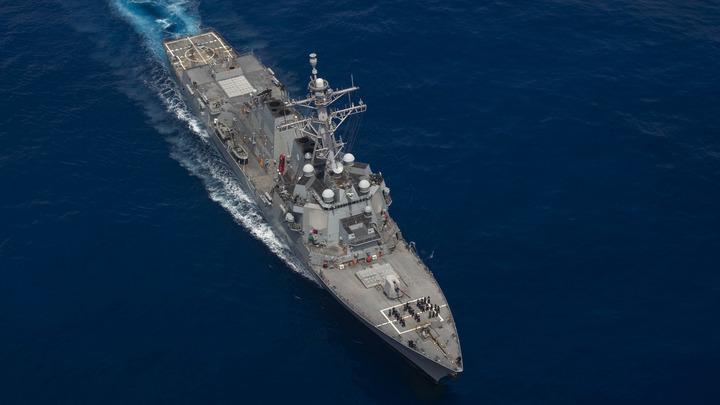Для общего блага: Американский вице-адмирал оценил русских военных