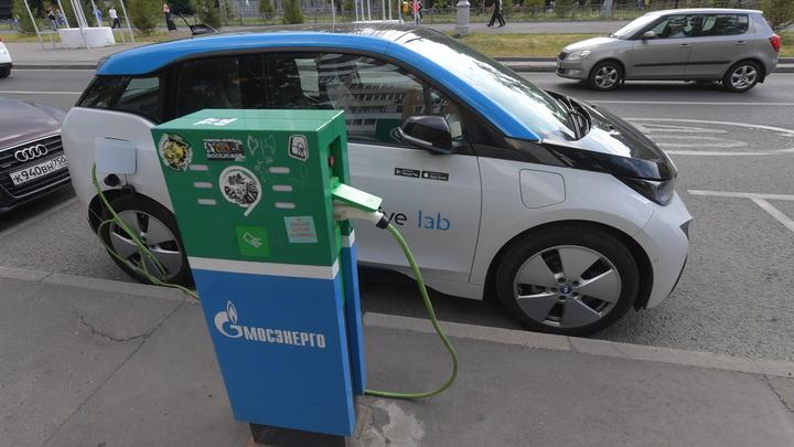 В Академии наук назвали стоимость первого белорусского электромобиля