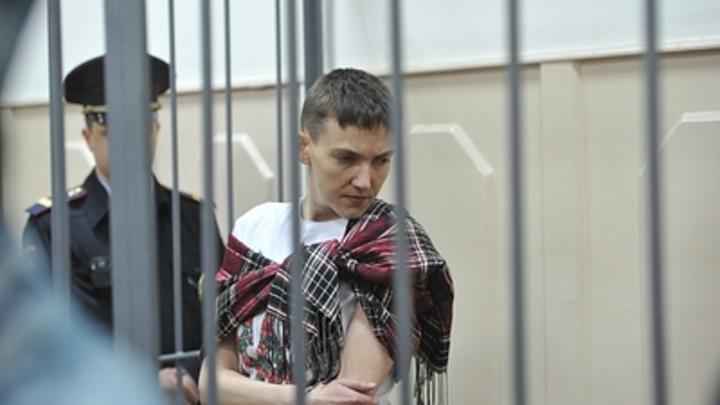«Я отсижу в российской тюрьме 22 года»: Савченко выдвинула Москве условие
