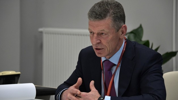Козак встретится с представителями нефтяных компаний для обсуждения налогового маневра