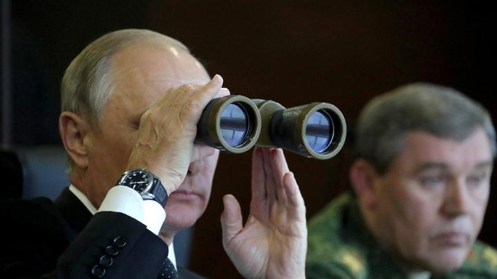 Американские СМИ предрекли неизбежное вторжение Путина в Прибалтику