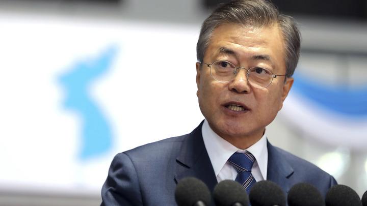 Трамп получит письмо от Ким Чен Ына от президента Южной Кореи