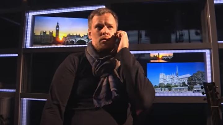 Жора Жиров поговорил с Жириновским за Дегтярёва: Этот край вообще край, конечно...