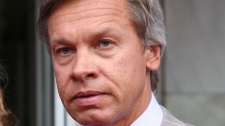 Пушков уличил британского премьер-министра в политической нищете