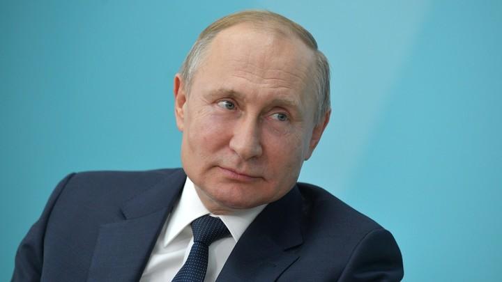 Когда Путин сказал Вольно!, решение нашлось за полсекунды