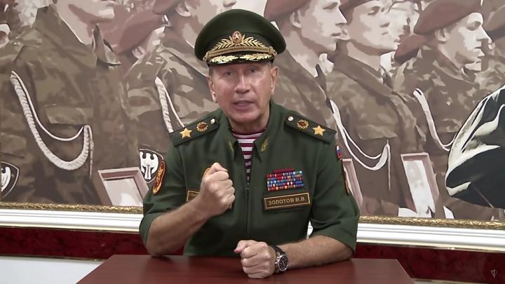 Золотов предложил Навальному для начала пройти детектор лжи