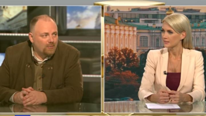 Холмогоров: история с Саакашвили говорит о намеке США на смену Порошенко