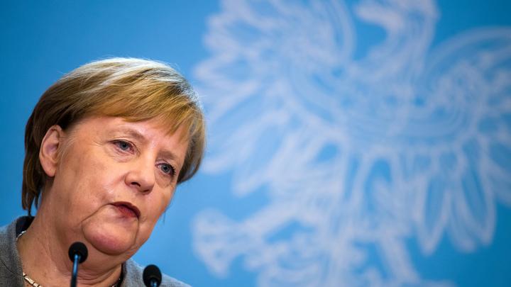 Это все она: В украинской Раде рассказали, как Меркель «подарила» России Крым и Донбасс
