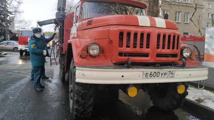 В Челябинске возбудили уголовное дело после взрыва в больнице