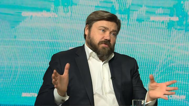 Потные ручонки вместо политики: Говоря о призывах убивать детей бойцов Росгвардии, Малофеев не сдержался