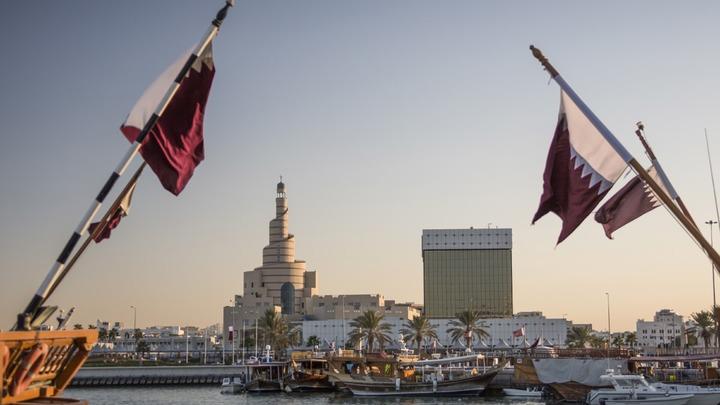Катар - жертва рэкета США и их союзников
