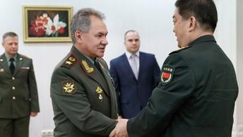 Военная дорожная карта для России и Китая
