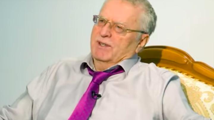 Народ в России - это проблема: Жириновский заявил, что мы слишком хорошо живём